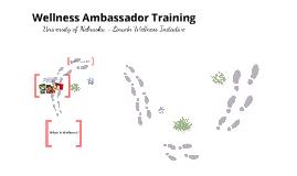 Wellness Ambassador Training