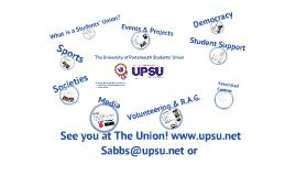 UPSU for Associate Members
