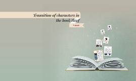 Copy of Transition of characters in the book theif