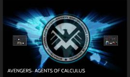 AVENGERS~ AGENTS OF CALCULUS