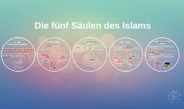 Copy of Die fünf Säulen des Islams