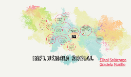 Copy of INFLUENCIA SOCIAL