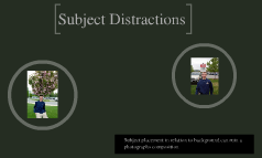 Subject Distractions