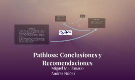 Pathloss: Conclusiones y Recomendaciones