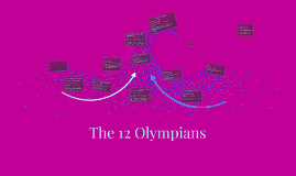 The 12 Olympians