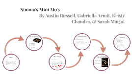 Simmo's Mini Mo's