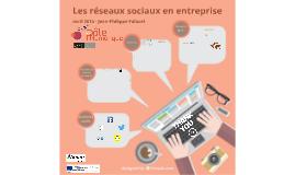 Critt: réseaux sociaux - avril 2016 - Jp Falavel - Pôle Numérique