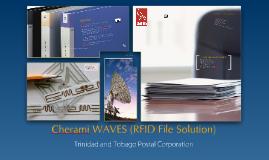 RFID Postal Tracking Solution