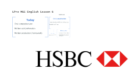 LPro MGC Lesson 6