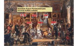 Stanisław August Poniatowski jako mecenas kultury polskiej