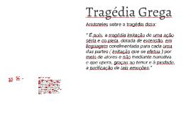 Copy of Comédia Grega