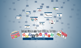 Social Media and Your Digital Tattoo 2016 - by apuffer & csheil