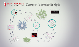 Courage  to do what is right