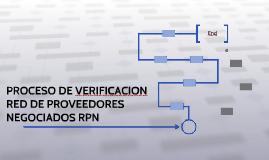 PROCESO DE VERIFICACION