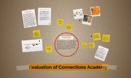 Evaluation of Connections Academy