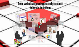 Copy of Tema: Variables determinantes en el proceso de desarrollo de