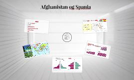 Afghanistan og Spania