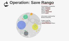 Operation: Save Rango