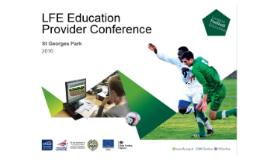LFE Education Provider Conference 2016