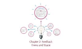 Chapter 2: Feedback