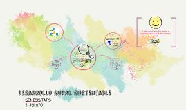Desarrollo Rural Sustentable
