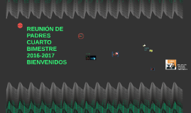 REUNIÓN DE PADRES PRIMER BIMESTRE 2014-2015