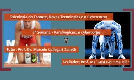 Paralímpicos: o cybercorpo