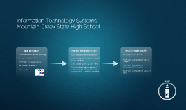Information Technology Systems - Mountain Creek State High S