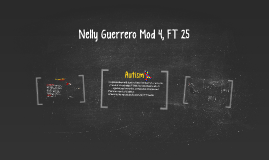 Nelly Guerrero Mod 4, FT 25