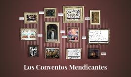 Los Conventos Mendicantes