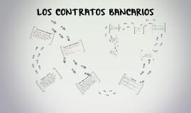 LOS CONTRATOS BANCARIOS