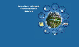 Seven Ways to Expand Your Professional Network