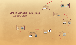 Life in Canada- transportation