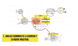 Copy of Copy of 7.- ANÁLISIS ECONÓMICO DE LA SEGURIDAD Y LA HIGIENE INDUSTRI