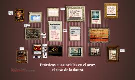 Prácticas curatoriales en el arte: