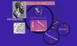 Copy of TRIGONOMETRY