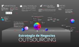 Estrategia de negocios OUTSOURCING