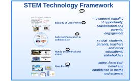STEM Technology Framework