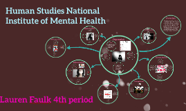 Human Studies National Institute of Mentall Health