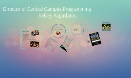 Director of Central Campus Programming