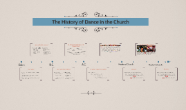 The History of Dance in the Church