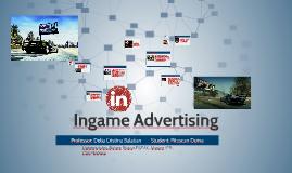 Ingame Advertising