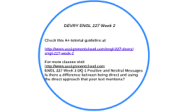 engl227 week 1 scenario Get access to engl227 week 1 assignment scenario essays only from anti essays listed results 1 - 30 get studying today and get the grades you want only.
