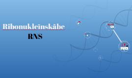 Ribonukleīnskābes