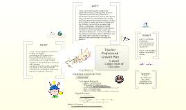 Teacher Professional Growth Plan 2010/12