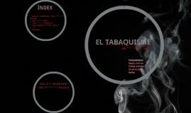 EL TABAQUISME