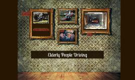 Elderly People Driving