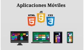 Aplicaciones móviles con HTML5