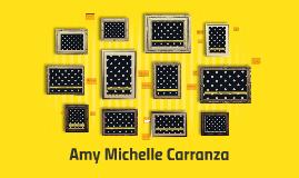 Amy Michelle Carranza