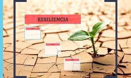 Copy of Resiliencia